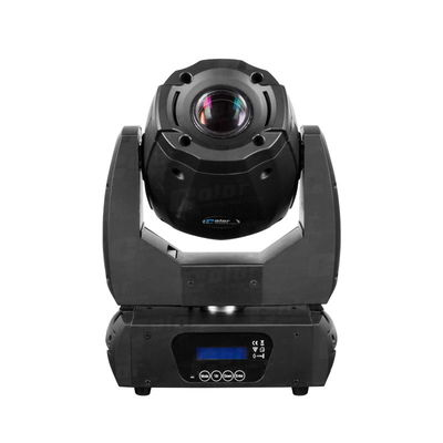 China 50000 Hours Life Span 150 W Mini Led Spot Moving head Wireless Built In Stage Light supplier