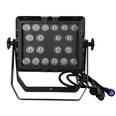 China Outside City Architectural Lighting LED Wall Wash Light 20PCS * 15 W Stage Show Lighting supplier