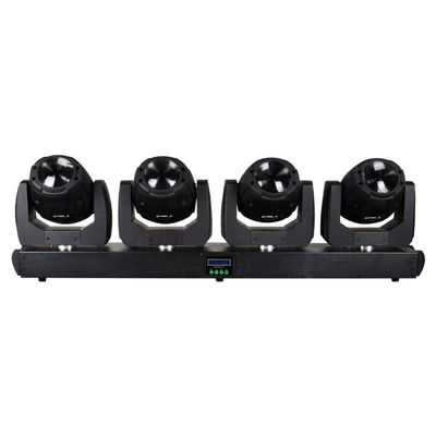 China 200 Watt Moving Head Mini Beam LED Stage Lighting 8 Facet Prism For Wedding supplier