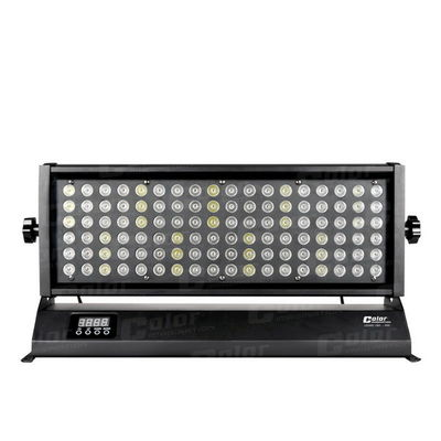 China Large Building 324W Outdoor LED Wall Wash Light Architectural Led Lighting supplier