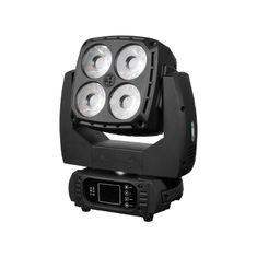 China TV Studios Moving Head Wash 240W 4 In 1 LED Stage Lighting For Video Productions supplier