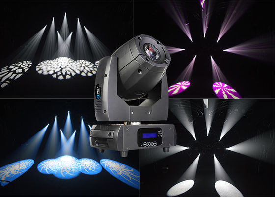 China Disco Lighting LED Moving Head Spot 150W with 1 Rotating Gobos 1 Static Gobos supplier