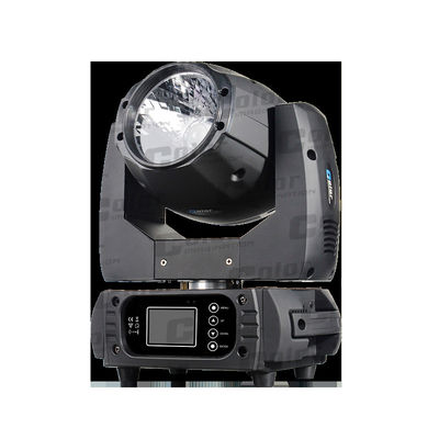 China 150W COB 4 - In - 1 LED Mini Wash Moving Head Stage Lighting For Wedding / TV Studios supplier