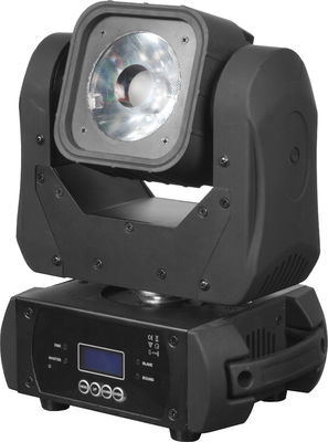 China Compact Light Weight Mini LED Moving Head DOT 60W Beam Stage Lighting For Disco / DJ supplier