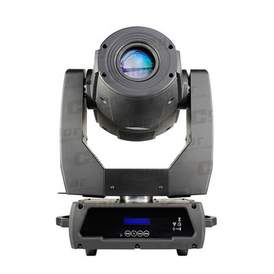 China 300W LED Moving Head Stage Lights White LED Spot Lamp With Scan Position Memory supplier