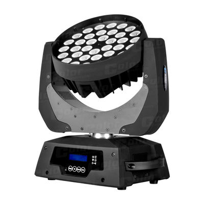 China 36PCS 10W CREE LEDWASH 360F for concerts,TV show,club supplier
