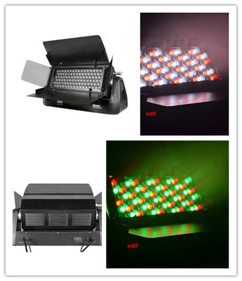 China 36pcs 4-In-1 IP65 Waterproof Outdoor LED Architectural Light DMX512 Long Lifespan supplier