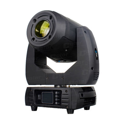 China 250W 7500K White LED Moving Head Spot For Road shows / Clubs supplier
