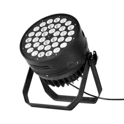 China Indoor Stage Lighting LED Par Can Lights for DJ / Disco 36 * 10W CREE  4-IN-1 LEDs supplier