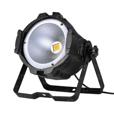 China Nightclub COB LED Par Can Lights Stage Lights for Theatre / Concert Stage Lighting supplier