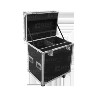 China Custom Heavy Duty Flight Case Rack for Stage Lighting Equipment Waterproof and Shockproof supplier