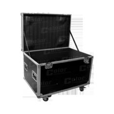 China Professional Aluminum DJ Flight Case Rack / Flight Cases with Customized Size and Color supplier