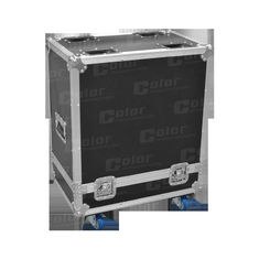 China Durable and Portable Aluminium LED Light Demo Flight Case , Demo Road Cases for Stage supplier