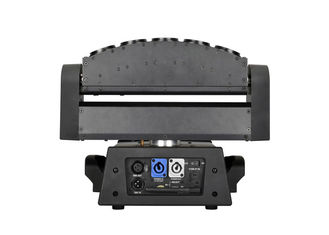 China 5PCS CREE XLamp MC-E 4-IN-1 10W LEDs Mini Moving Head Stage lights For Live Performance supplier