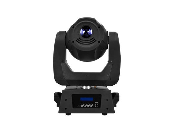 China 5R DMX 512 Sharpy Spot Moving Head LED Rainbow Effect Light For Dance Hall , Stage Show supplier