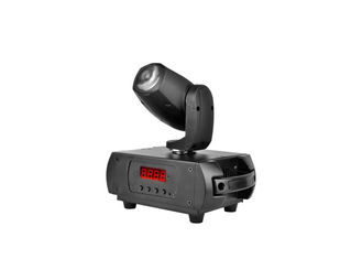 China LED Beam Stage Lighting Wireless Control Mini LED Moving Head For Small Concert / Disco supplier