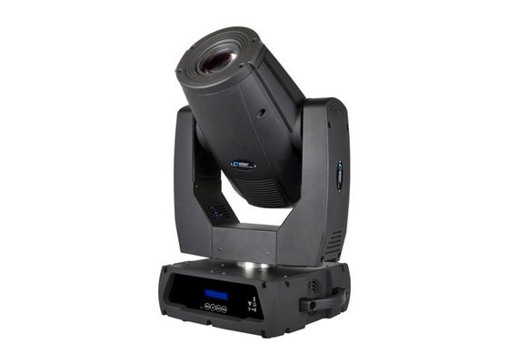 China 2017 Scan Position Memory LED Moving Head Spot Lighting With Auto Reposition Function supplier