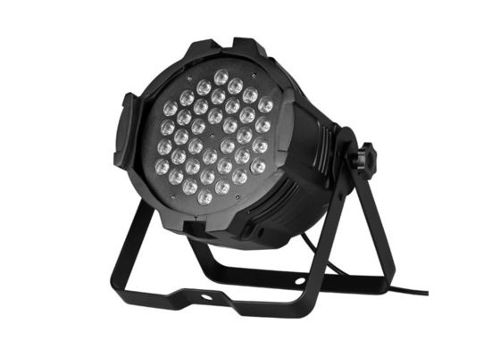 China CE RoHS Certificate RGBW LED Par Can Lights for Concert / Theater Stage Lighting supplier