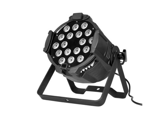 China 300W Indoor LED Par Can Lights , LED Wall Washer Club Light RGBW Multi Color supplier