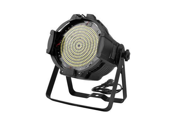 China High Performance Led Parstrobe 5730 DMX512 Disco DJ Stage Lighting 6500K 4 / 6 / 8 CH supplier