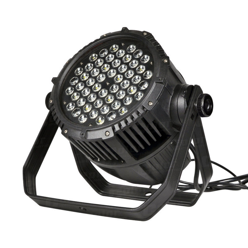Outdoor waterproof led par can lights 54pcs 3w 3 in 1 leds for large china outdoor waterproof led par can lights 54pcs 3w 3 in 1 leds for aloadofball Choice Image