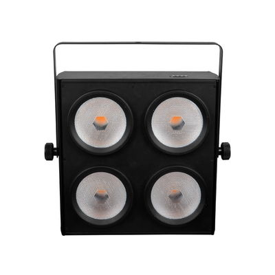 4 Eyes Warm White DMX Theatre Lighting Each Led 90W Controllable Independently